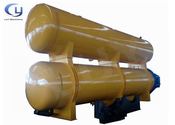 CCA Wood Treatment Process / Automatic Vacuum Pressure