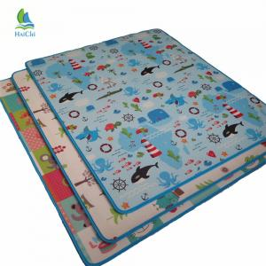 China xpe baby play mat plastic foam cushion For Baby Learning on sale