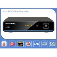 Black America Box S1001 DVB Satellite Receiver With IKS 1GHz DDR3