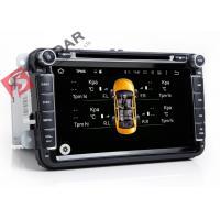 4G Mirrorlink  DAB+ Tuner Volkswagen Touch Screen Radio VW Media Player With WIFI