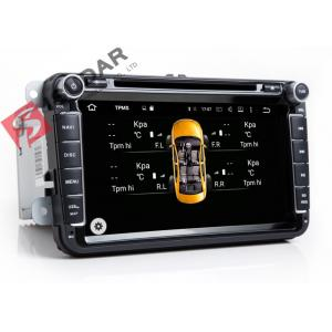 China 4G Mirrorlink  DAB+ Tuner Volkswagen Touch Screen Radio VW Media Player With WIFI on sale