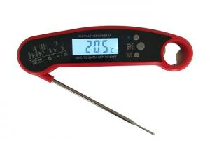 China Portable Kitchen Cooking Fast Read Thermometer / Waterproof Digital Meat Thermometer on sale