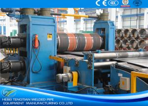 China Semi - Automatic Steel Coil Slitting Line With SKD11 Blade Safety Operation on sale