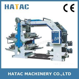 China Máquina de impressão da etiqueta adesiva, maquinaria da impressora do papel de parede de Flexo on sale