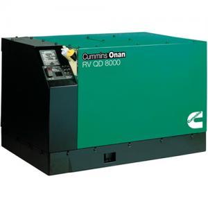 China Cummins Onan RV QD8000 8 kW RV Generator Diesel on sale