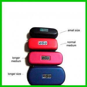 China eGo E Cig Case Mini Small Medium Large Size Zip Carry Case E Cig Accessories on sale