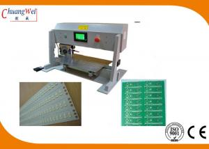 China Large LCD Display PCB Circuit Board Depaneling Machine with Counter on sale