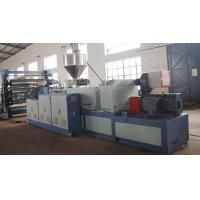 China PVC Foam Plastic Sheet Extrusion Line , PLC Control Automatic Extruder on sale