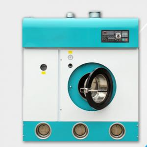 China 10kg Fully Automatic Hydrocarbon Dry Cleaning Machine For Clothes Steam Heating on sale
