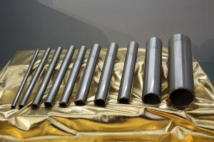China Tubulação de aço da precisão/μM sem emenda estirado a frio da aspereza ≤4 da tubulação de aço on sale