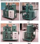 ZJD Vacuum Lubricating Oil Purification and Filtration Equipment