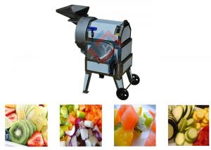 China Multifunction Three Shape Fruit and Vegetable Cutting Slicing Dicing Machine on sale