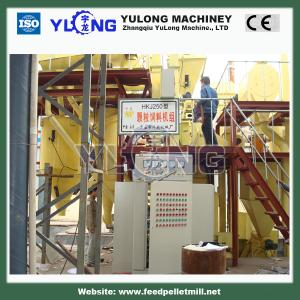 China 10ton/h feed pellet production line (CE) on sale