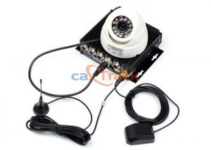 China HHD Mobile DVR With GPS Tracking For Bus , Hard Disk Video Recorder on sale