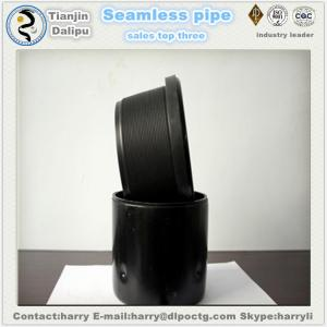 China steel casting used 2-3/8 plastic tube with hdpe pipe end cap on sale