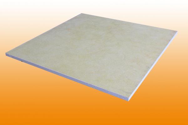 Office Fiberglass Wool Sound Absorbing Ceiling Tiles Heat Insulation 60cm X  60cm Images