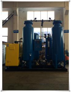 China 100Nm3/h PSA Nitrogen Generator / n2 generation systems Tower Type High Purity on sale