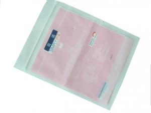 China Dustproof Clothing Clear Plastic Packaging Bags EVA Material Multi - Sizes on sale