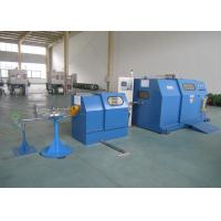 China Single Twist Copper Wire Twisting Machine 30MM - 200MM Cable Laying Equipment on sale