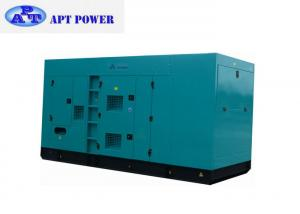 China 440kW / 400kW Diesel Engine Generator , Chinese SDEC prime power generator high efficiency on sale