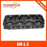 CYLINDER HEAD GM 6.5  GM 6.5D -90 dgr 18.5 mm