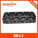 CYLINDER HEAD GM 6.5  GM 6.5D -90 dgr 18.5 mm