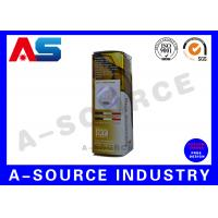 Electronic Cigarette Juice e Liquid Boxes Custom Hologram Printing 30 / 50ml