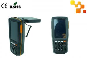 China Professional Industrial Android USB UHF RFID Reader  With Barcode Scanner Wifi 3G on sale