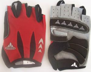 China Sports Gloves Form-Fitting Stretch Mesh Synthetic Fabric at Palm on sale
