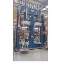 China Used Tyre Retreading Curing Press Machine Twin Mode Vertical Vulcanizer on sale