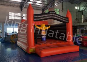 China Family Funny Inflatable Jumping Castle Anti - Crack For Entertainment  and Joy on sale