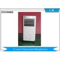 China Portable Static And  Dynamic Air Disinfection Machine Ozone / UV Cycle 7.5 KG on sale