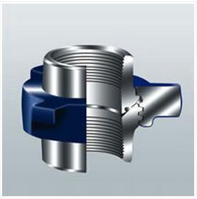 China hammer union figure 206 / union fittings / carbon steel hammer union / stainless steel hammer union on sale