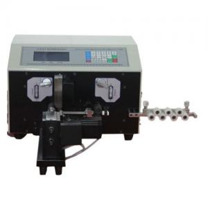 China Lm-10nx Automatic wire stripping twisting Machine Stripping length Line head 0-30, line tail 0-20 on sale