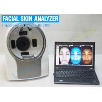 Three Spectrum Facial Skin Analyzer Machine With Canon Camera Magic Mirror For Beauty Salon