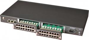 China Asterisk VoIP Gateway H.248/SIP/MGCP 32FXS/FXO VoIP Gateway/ATA/IAD GT-IAD-32S/O on sale