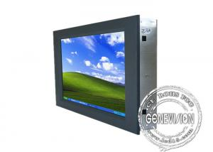 China 10.4inch AC Power input All In One Open Frame PCAP Touchscreen Monitor Lcd Display Video Game player on sale