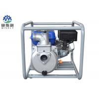 6.5hp Gas Engine Sprayer Pump / Gas Powered Irrigation Pump For Farms