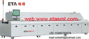 China PCB Components Table Reflow Oven on sale