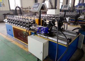 China Full Automatical Metal Door Frame Roll Forming Machine 8-16 Working Hours Per Day on sale