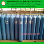 Hot Sale Rare Gas High Purity Argon Gas Prices, industry grade