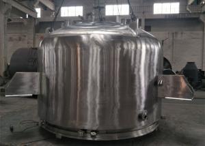 China GXG 1200 Low Pressure Agitated Nutsche Filter Dryer For Pharmaceutical Industries on sale