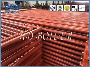 China High Temperature Carbon Steel Boiler Spare Part Plate Superheater For Heat Exchange on sale