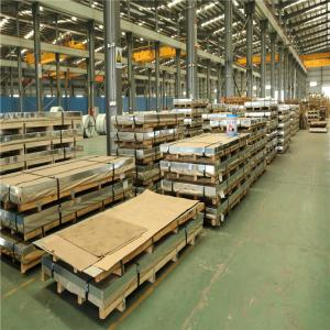 China 22 ga stainless steel sheet and plate 201 304  430 2b finish/mirror/ no.4 /ba on sale