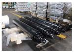 6 Inch Bore Welded Dump Trailer Telescoping Hydraulic Cylinder