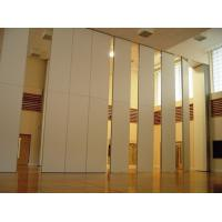 Standard Durable Operable Office Partition Walls Sound Proofing Customized