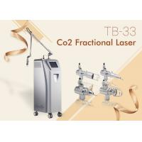 Fractional co2 laser treatment for stretch marks , acne scars , Sun damage recovery