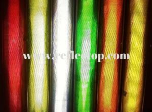 China Prismatic reflective PVC film on sale