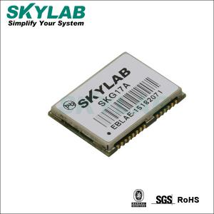 China SKYLAB Low Power GPS Antenna Receiver Module SKG17A MT3339 GPS Transmitter Module supplier
