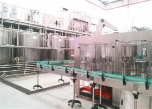 China 2000L / H Drinking Mineral Pure Bottled Water Production Line and Filling Machine on sale